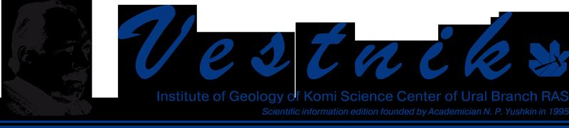 Institute of geology Komi UB RAS