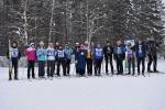 Первое место команды Института геологии на «Академической лыжне— 2019»