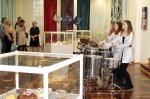 Открытие выставки «Камни небесные, камни земные»